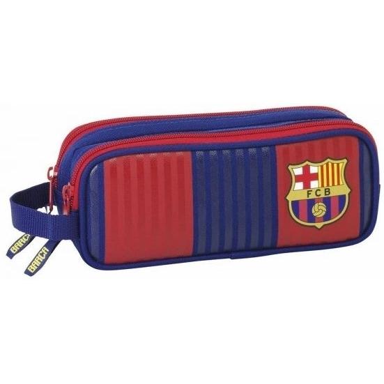 Image of Barc Etui Barcelona Rood/blauw Classic: