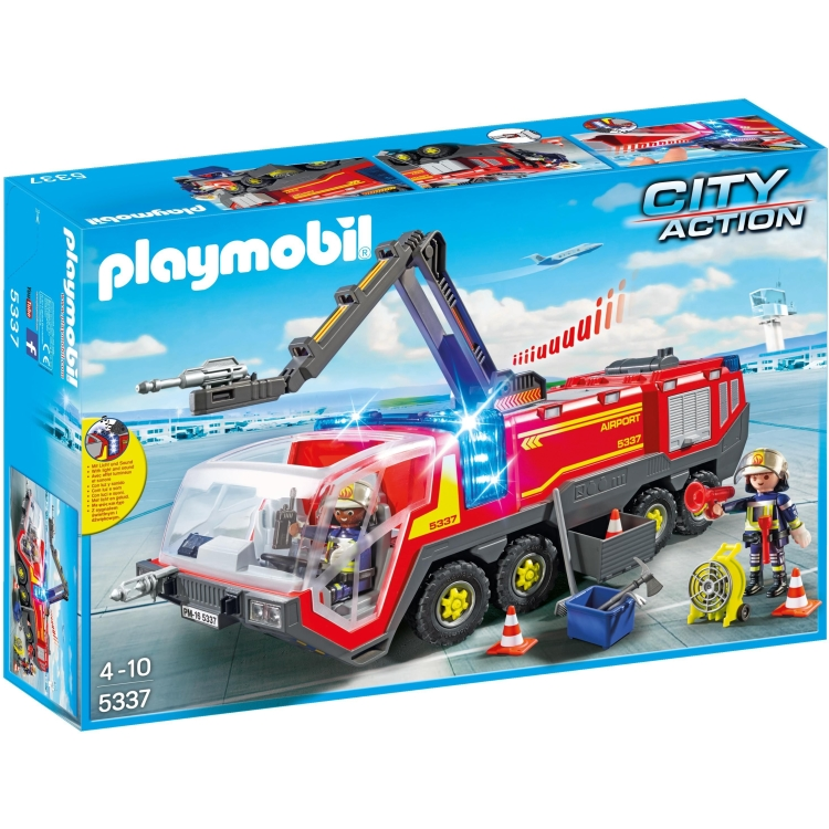 PLAYMOBIL Jongensfiguren 5537