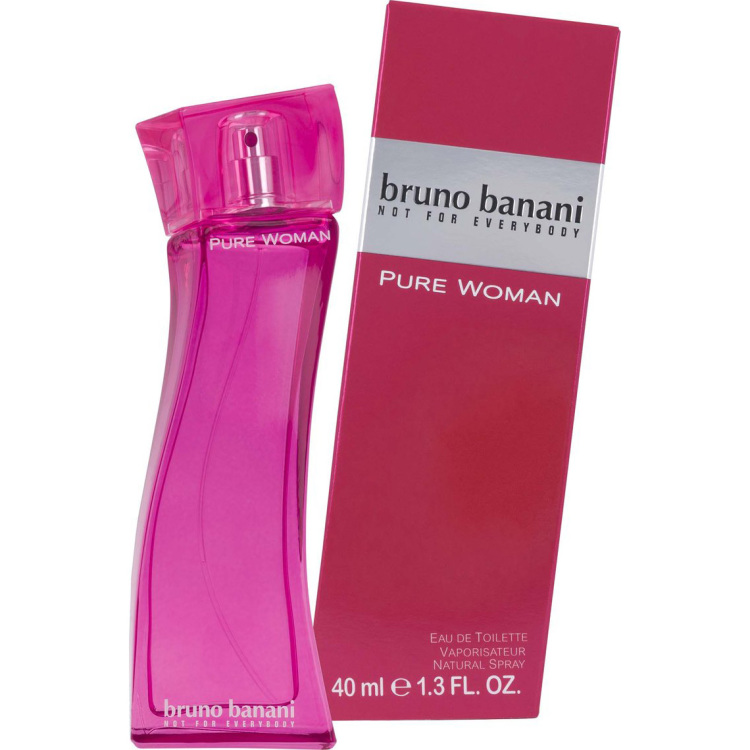 Image of Bruno Banani Pure Woman edt spray - 40ml