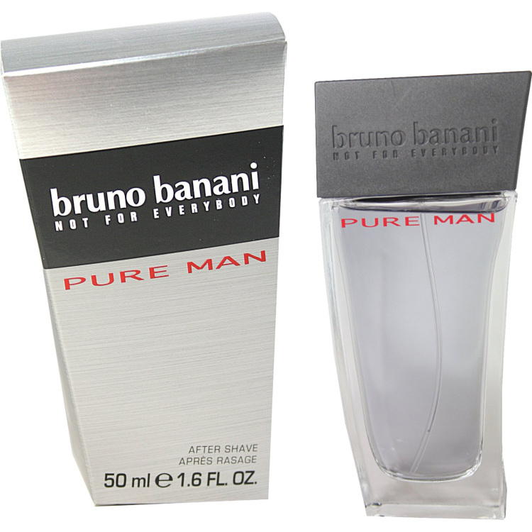 Image of Bruno Banani - Pure man After Shave - 50ml