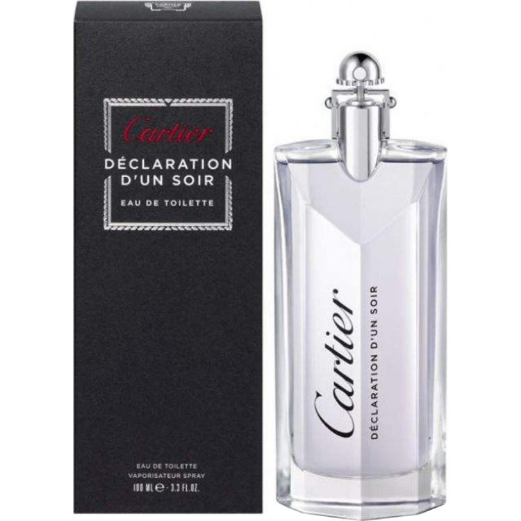 Image of Cartier - Declaration d'un Soir Eau de Toilette 100ml