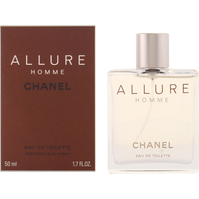 Image of Allure Homme Edt Spray 50 Ml