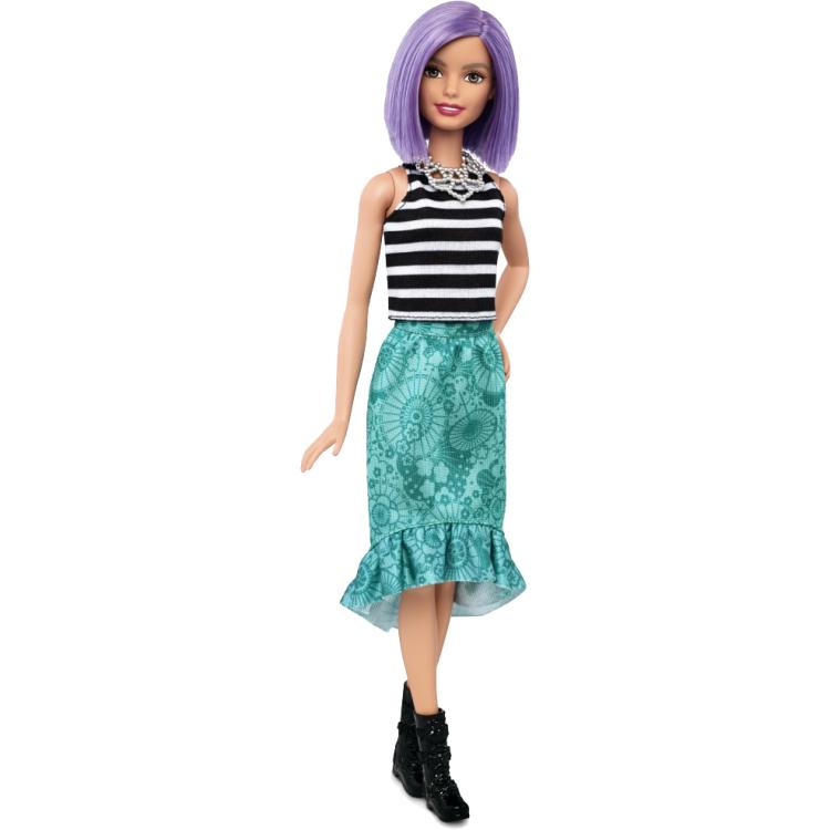 Image of Barbie Fashionista Va Va Violet