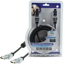 NONAME Audio- video kabel & adapter Computers & Accessoires Aansluittechniek Audio- video kabel & ad