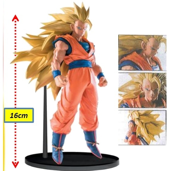 Image of Dragonball Z: Sculptures - SS 3 Goku