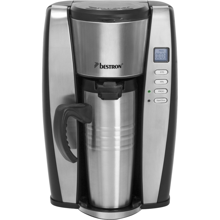 Bestron personal thermo koffiezetter met timer