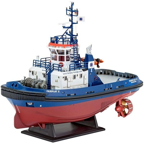 Image of Harbour Tug Boat Fairplay