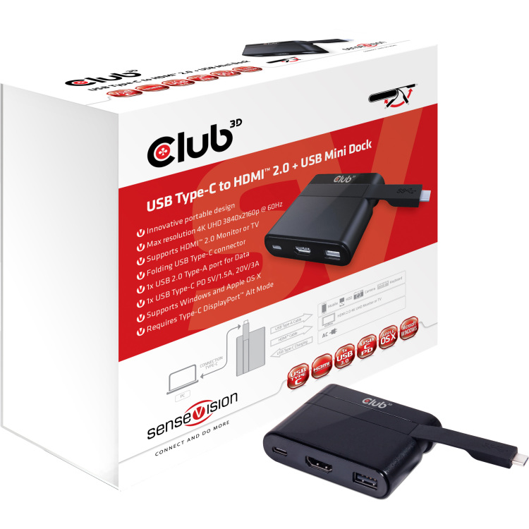 Image of Club 3D CSV-1534