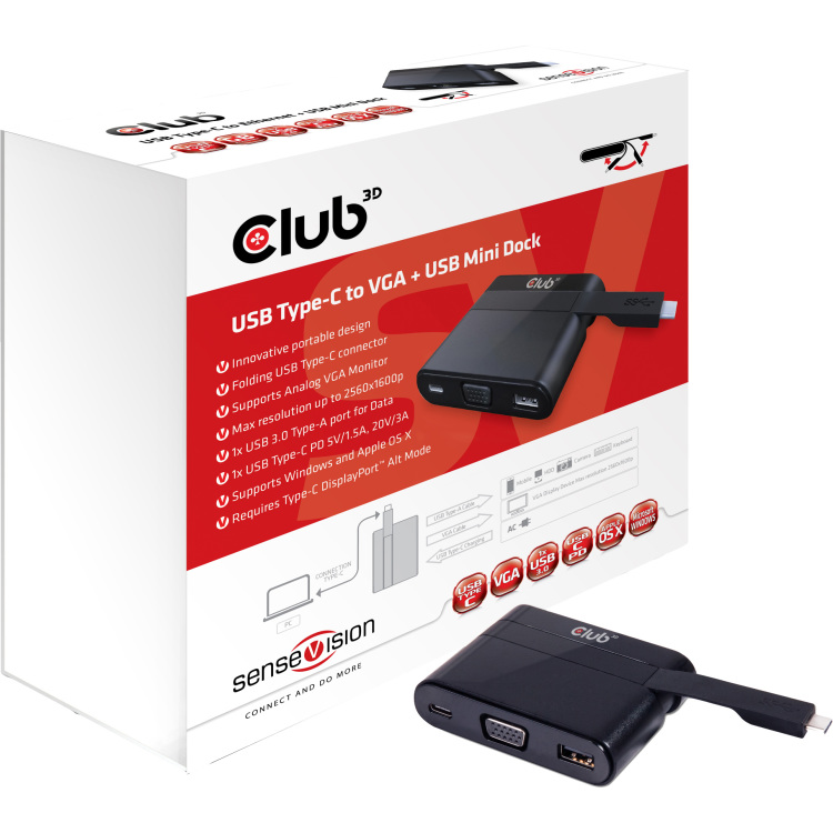Image of Club 3D CSV-1532