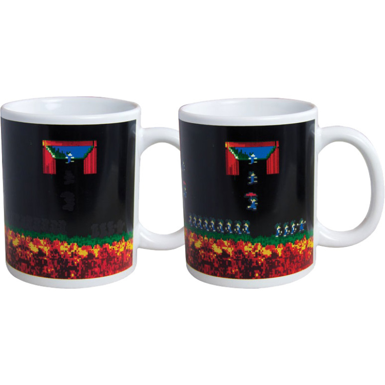 Productafbeelding voor 'Lemmings: Heat Change Mug'