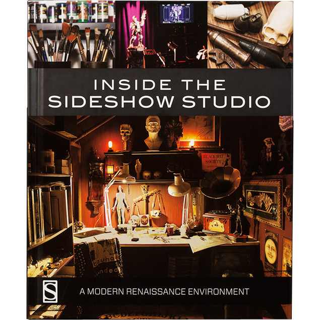 Productafbeelding voor 'Inside the Sideshow Studio'