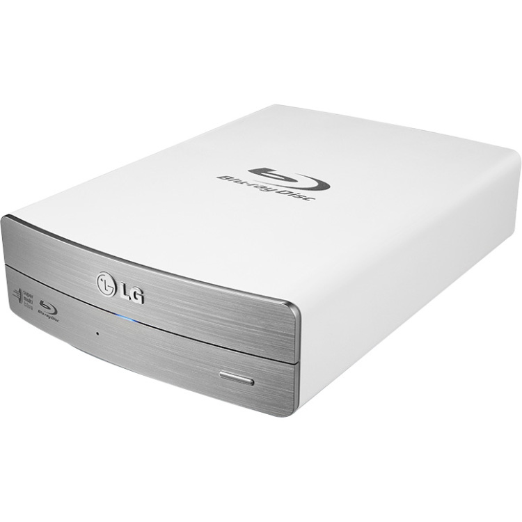 LG Optical External Blu-ray write DVD read14x BD-R Writer USB 3.0 (BE16NU50)