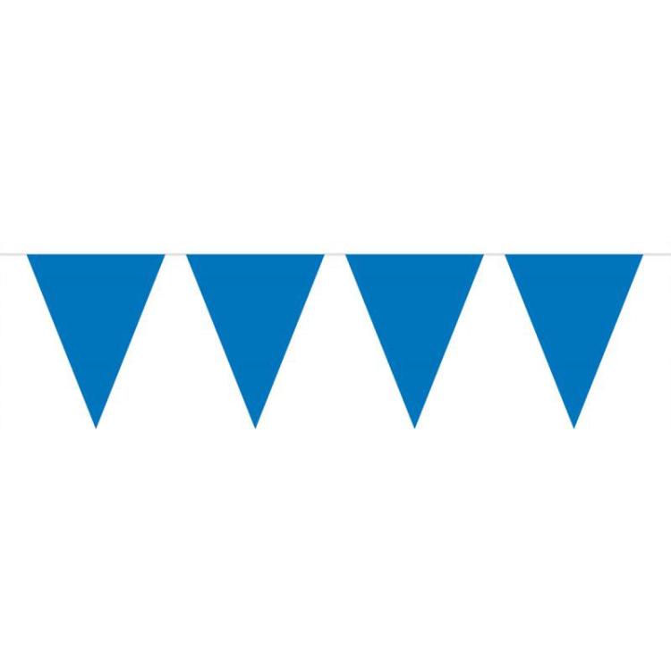 Image of Vlaggenlijn Blauw, 10 M