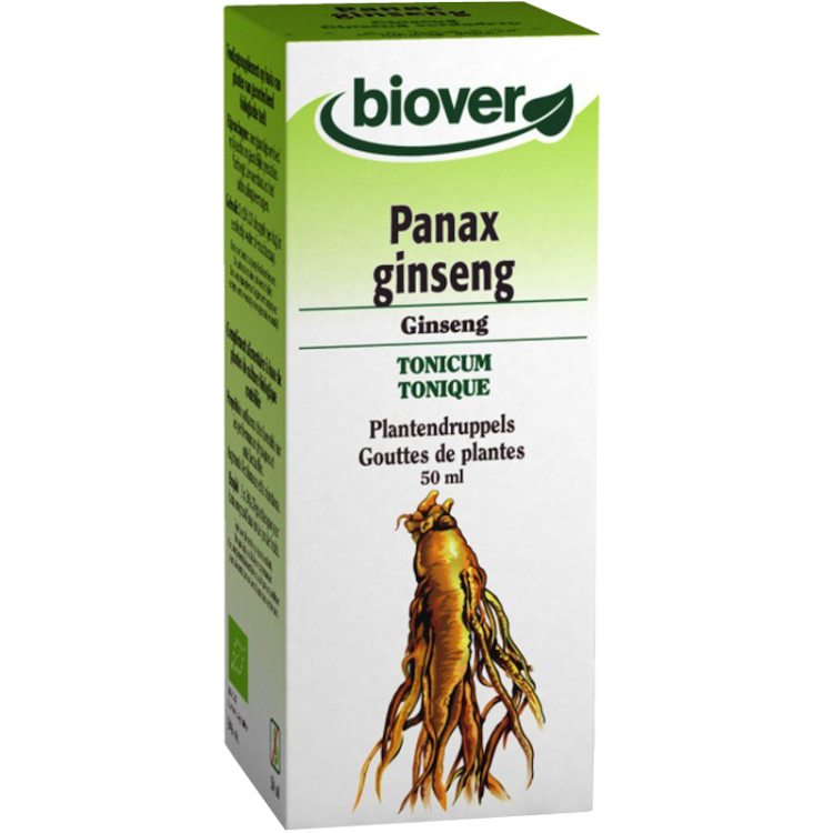Image of Panax Ginseng Plantendruppels, 50 Ml