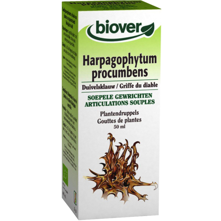 Image of Harpagophytum Procumbens Plantendruppels, 50 Ml