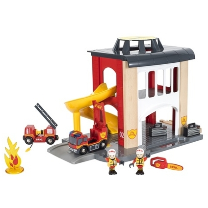 Image of BRIO Fire Station