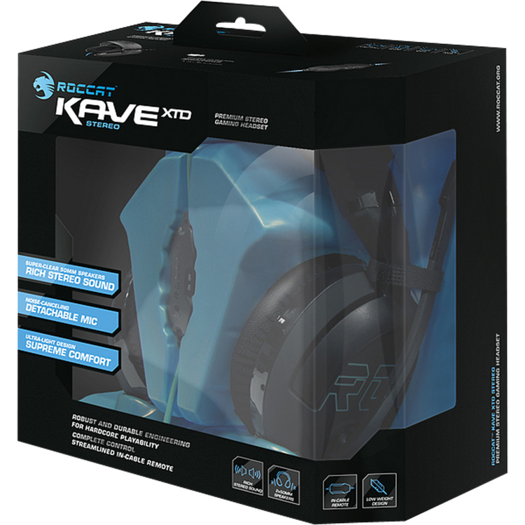 Kave XTD Stereo Gaming Headset