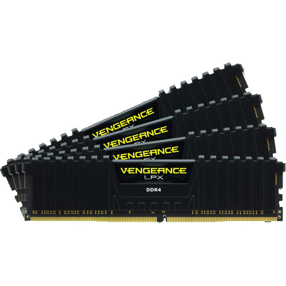Image of 16 GB DDR4-3200 Quad-Kit