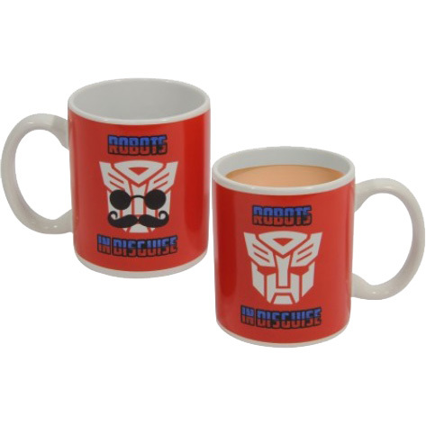 Productafbeelding voor 'Transformers: Robots in Disguise Heat Change Mug'