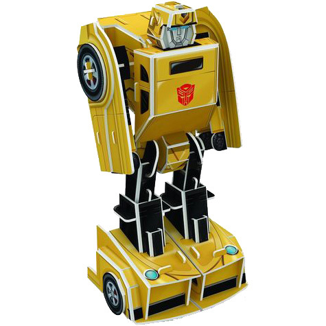 Image of Transformers: Build Your Own Bumble Bee