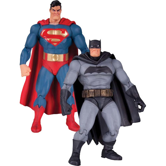 Image of Dark Knight Returns: 30th Anniversary 2 Pack AF