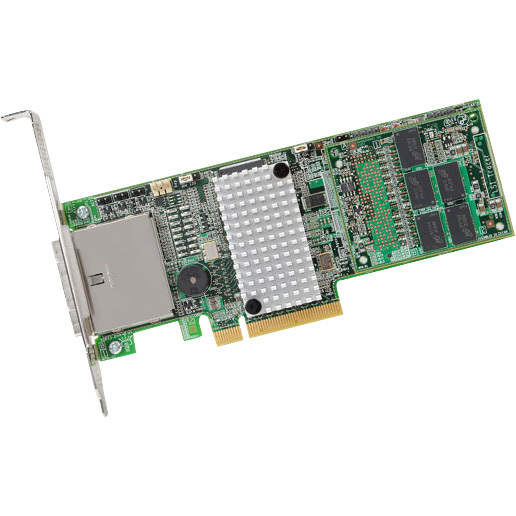 Image of BRC MegaRAID 9286-8e 6GB/PCIe/Sgl