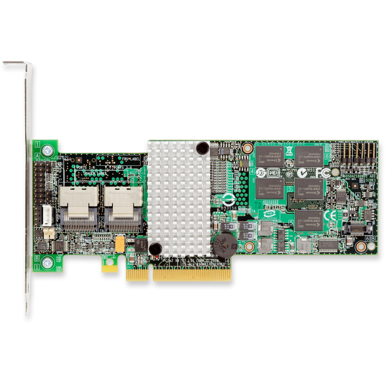 Image of BRC MegaRAID 9260-8i 6GB/SAS/Sgl/PCIe