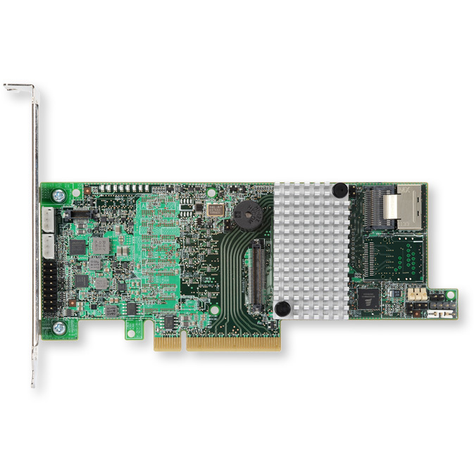 Image of BRC MegaRAID 9271-4i 6GB/SAS/Sgl/PCIe