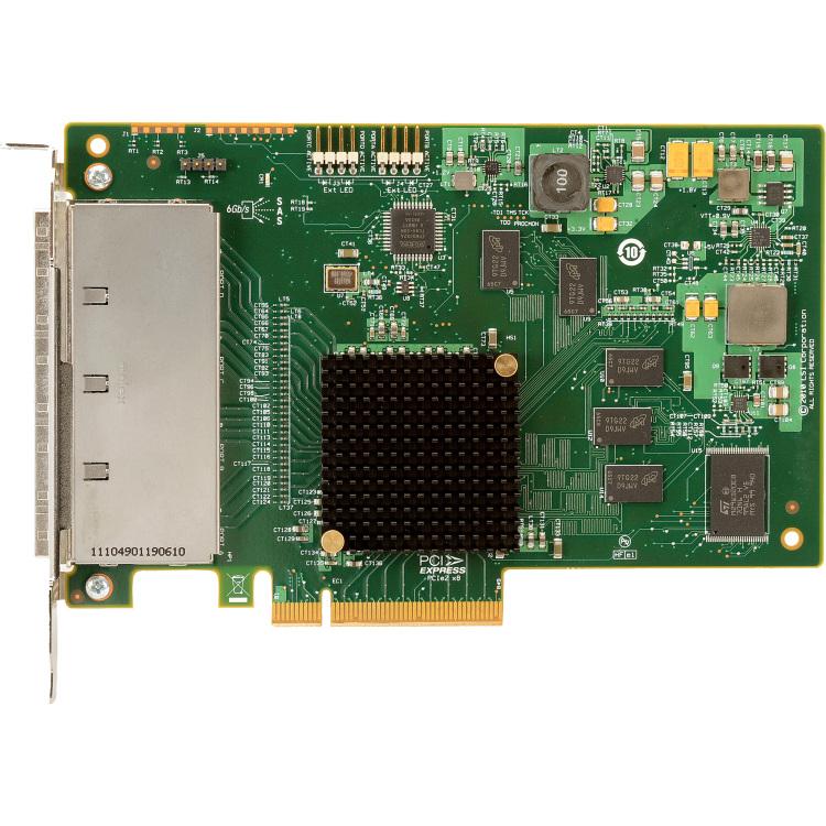 Image of BRC SAS 9201-16e 6GB/SAS/Sgl/PCIe