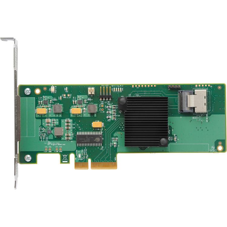Image of BRC SAS 9211-4i 6GB/SAS/Sgl/PCIe
