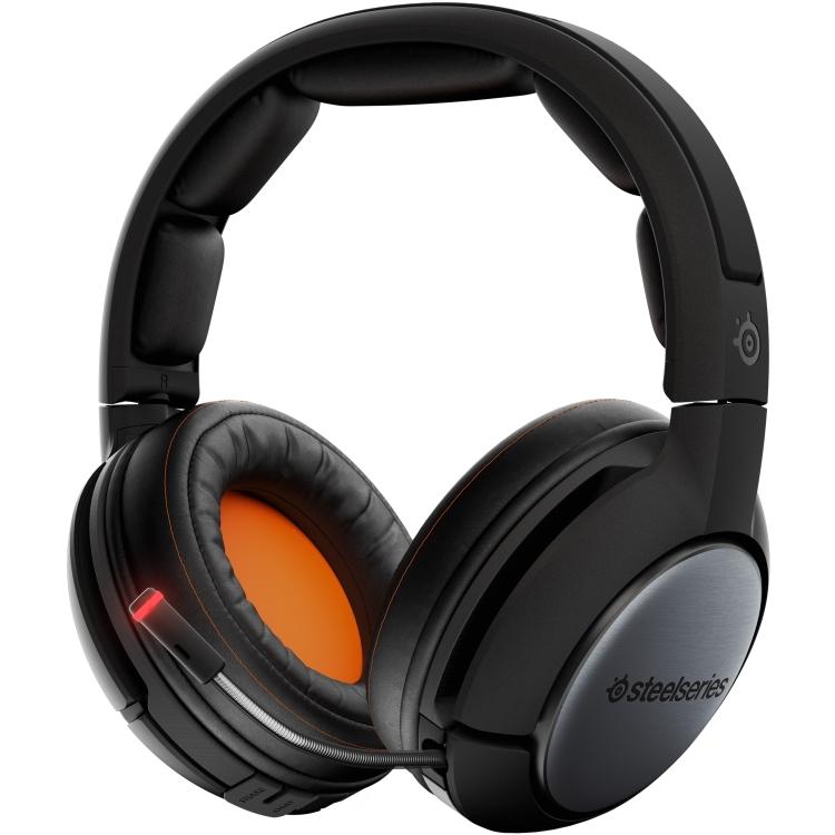Image of Gaming Headset Siberia 840 - Black