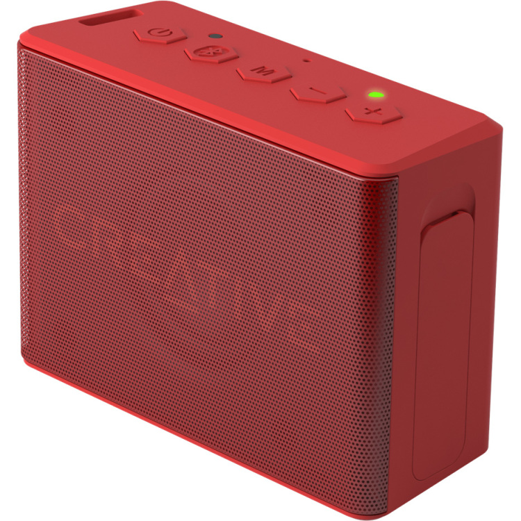 Image of Bluetooth luidspreker Creative Labs Muvo 2c Handsfree-functie, SD, Spatwaterdicht Rood