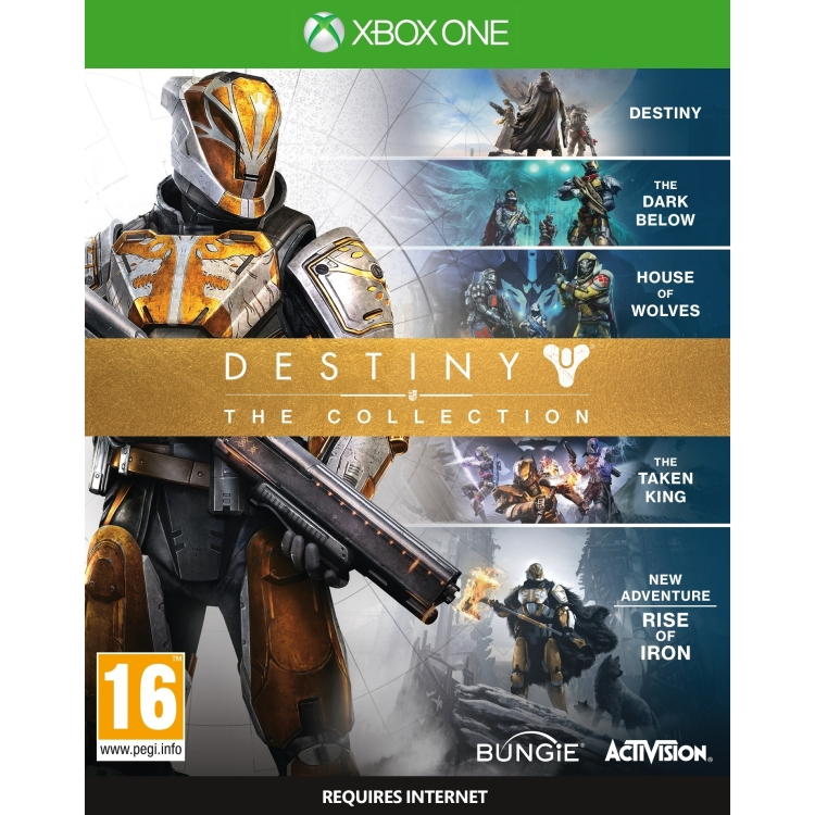 Image of Activision Destiny The Collection Xbox One