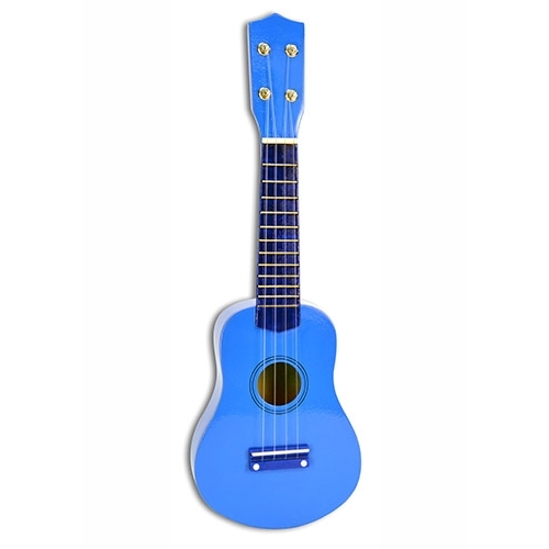 Image of BON Wooden Ukulele Blue - -