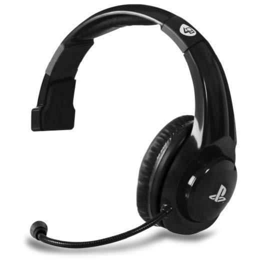 Image of 4Gamers PRO4-MONO Mono Gaming Headset (Zwart)
