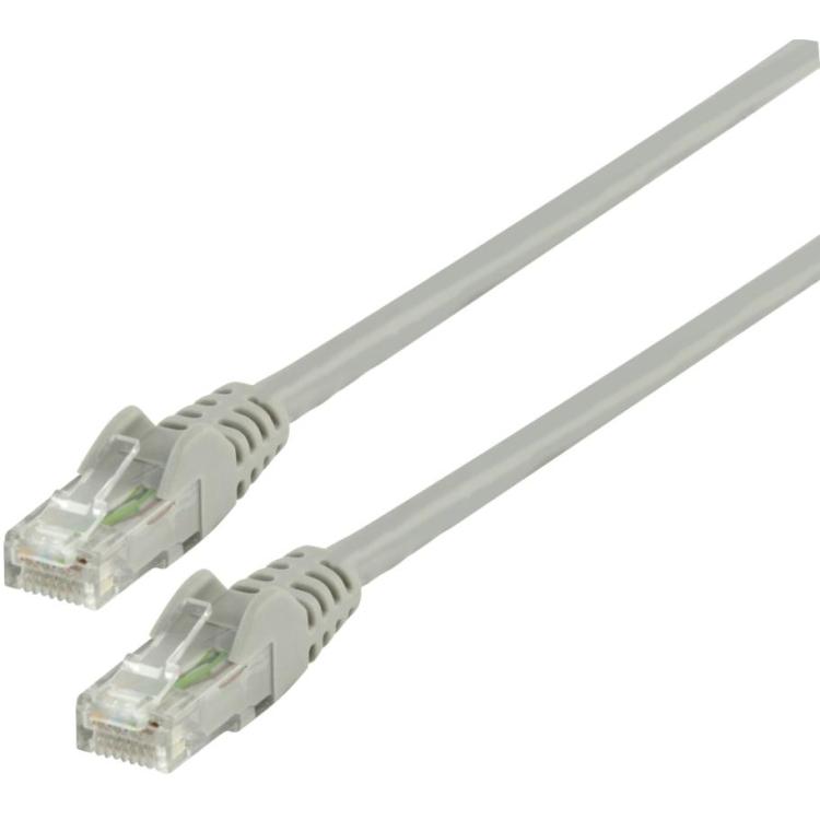 UTP CAT 6 netwerkkabel 2,00 m grijs
