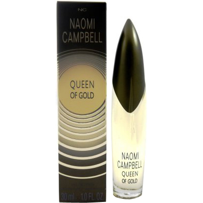 Image of Naomi Campbell Queen Of Gold Eau De