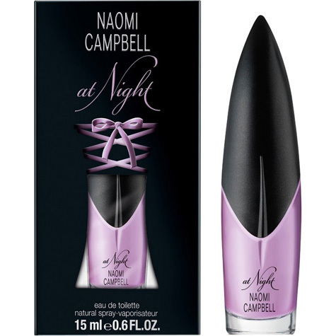 Image of Naomi Campbell - At Night Eau de toilette - 15ml