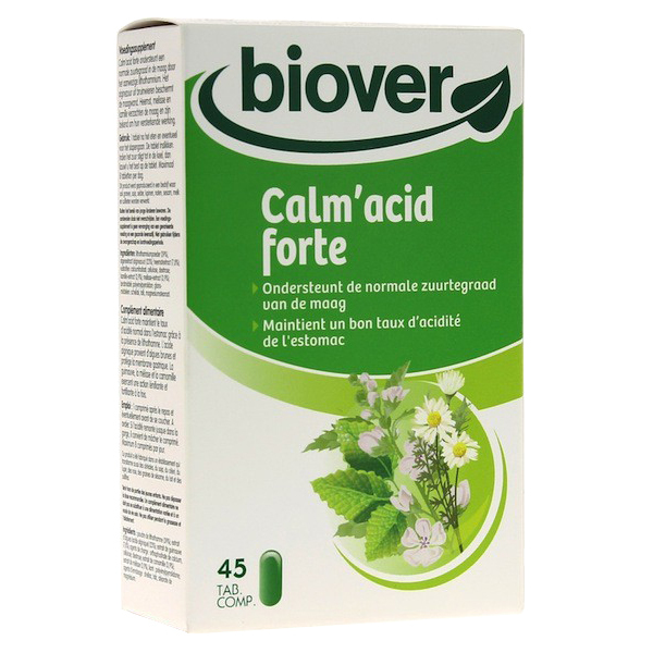 Image of Calm'acid Forte, 45 Tabletten