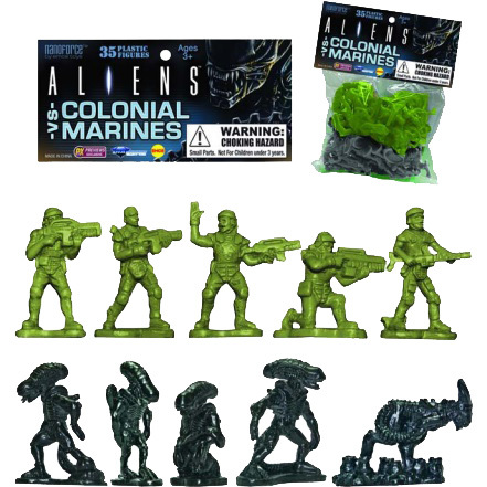 Image of Aliens V Colonial Marines: Army Builder