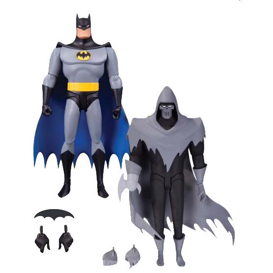 Image of Batman: Mask Of The Phantasm AF 2 Pack