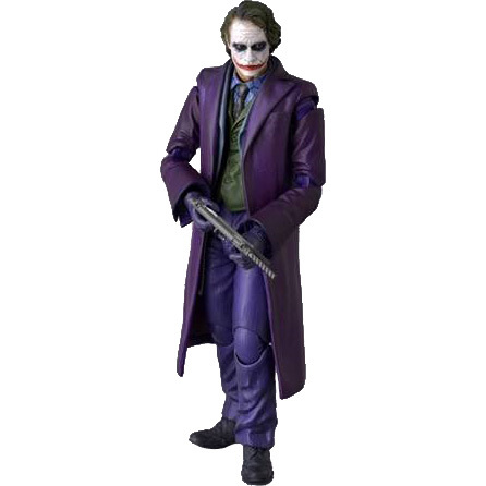 Image of Batman: Dark Knight Joker Px Maf Ex