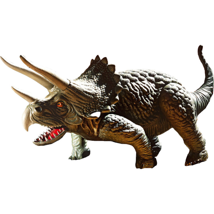 Image of Dinosaurs Triceratops 1:13 Set