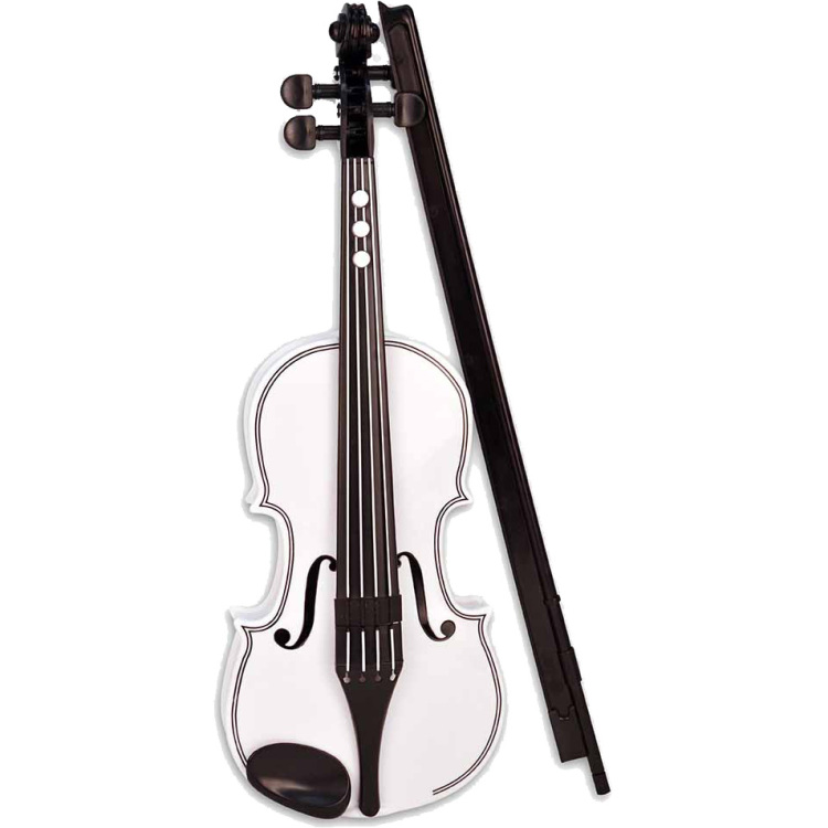 Image of Electronic Violin White