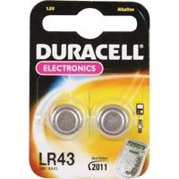 Duracell Electro LR43 batterij 2 stuks