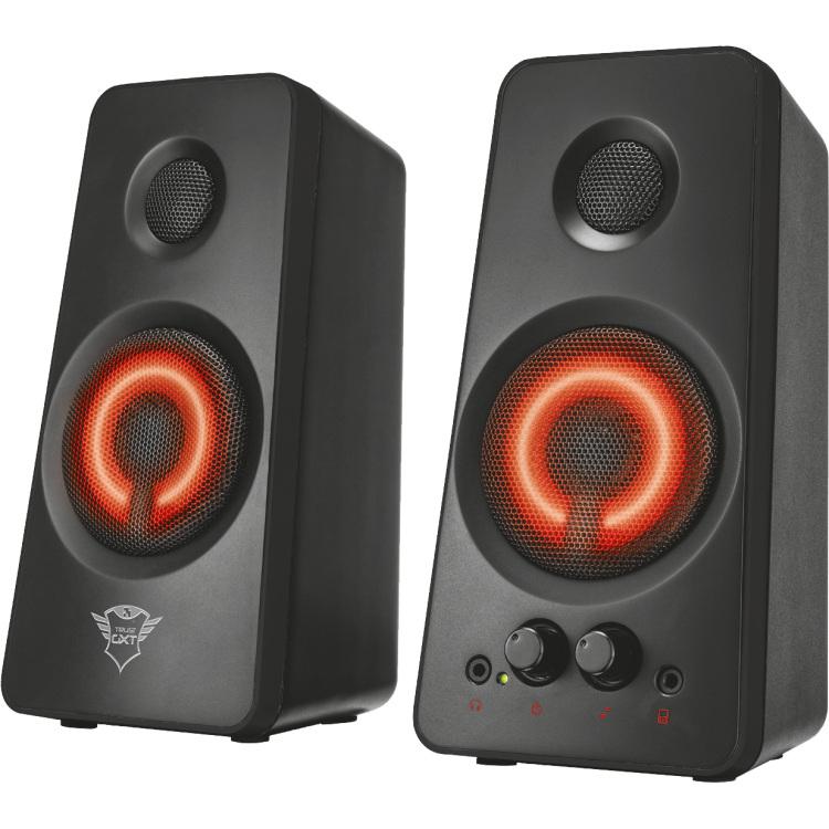 Image of GXT 608 illuminated 2.0 speaker set
