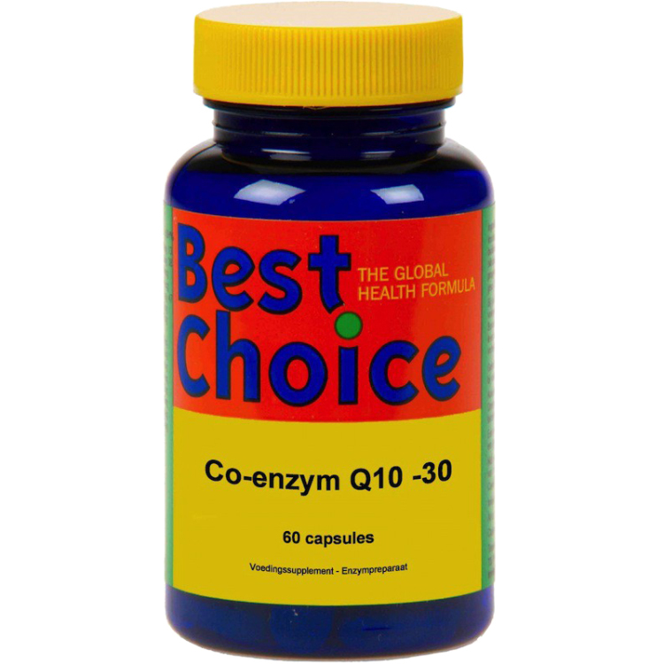 Image of Co-enzym Q10, 60 Capsules