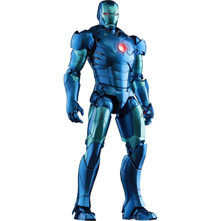 Iron Man: Mark Iii Stealth Mode Version 1:6
