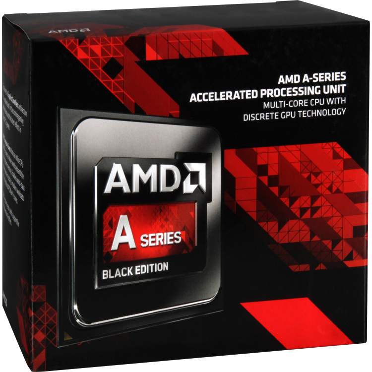 Image of A8-7670K 3,6 GHz (3,9 GHz Turbo Boost)