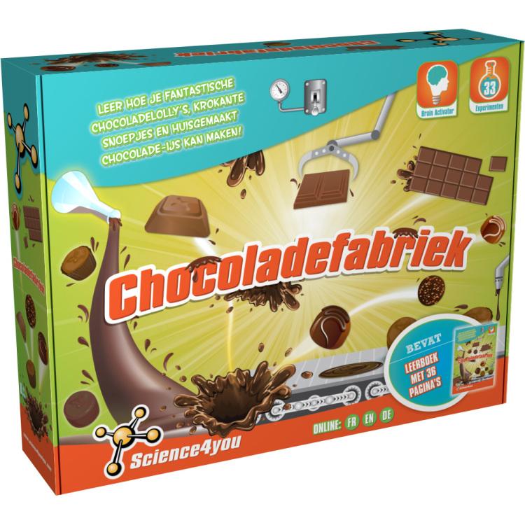 Image of Chocoladefabriek